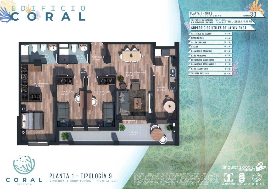 Edificio Coral | Amelto Gestiona